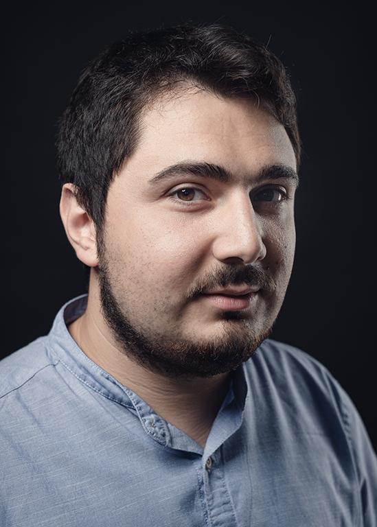 Flavio Romualdo Garofano fotografo di ritratto