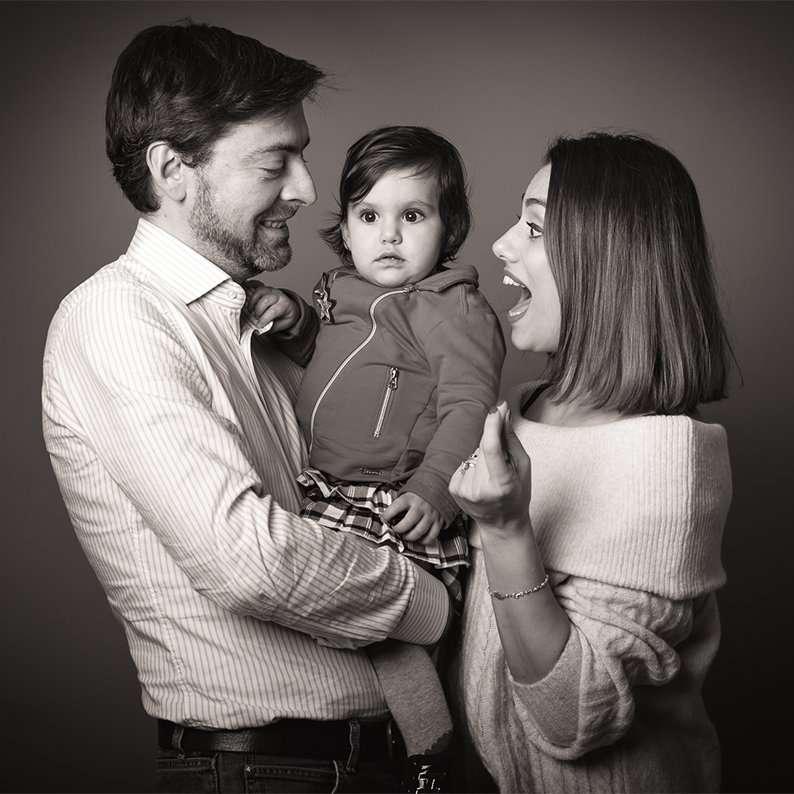 Flavio Romualdo Garofano fotografo di ritratto di famiglia
