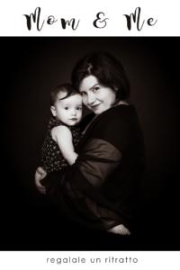 un ritratto per la festa della mamma di Flavio Romualdo Garofano fotografo