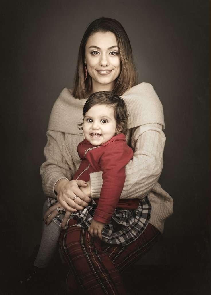 fotografo di ritratto di famiglia mamma figlio
