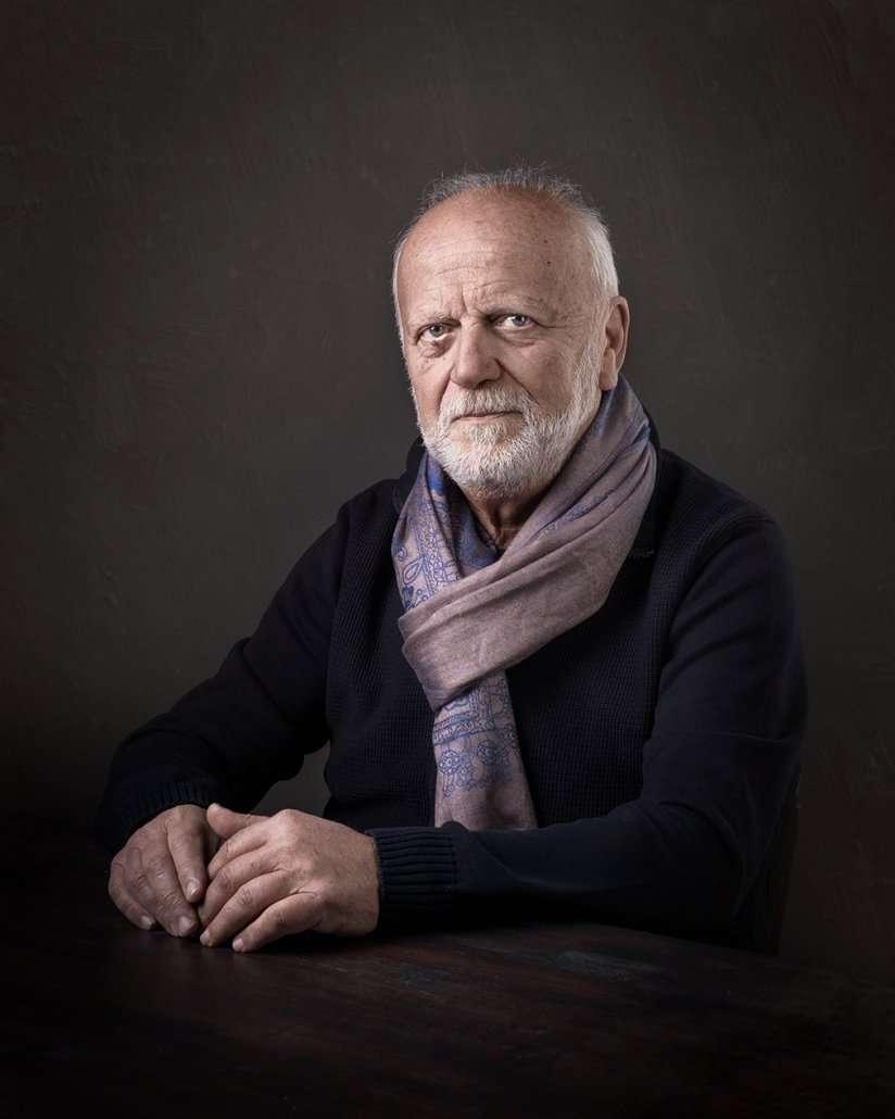 Flavio Romualdo Garofano fotografo di ritratto privato