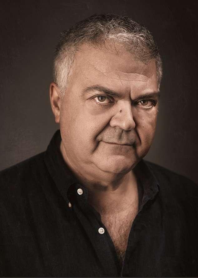 fotografo di ritratto del musicista Peppe Sannino per l'abum Armando