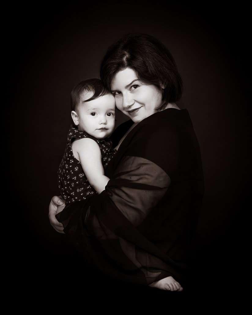 Flavio Romualdo Garofano fotografo di ritratto maternità