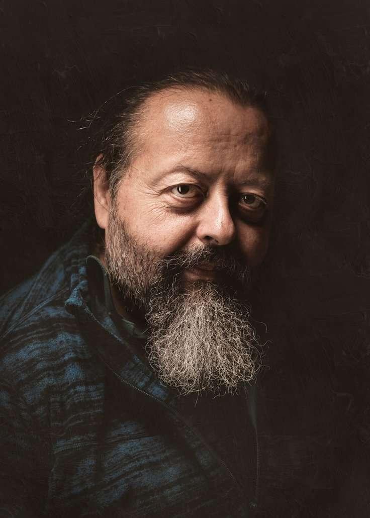 fotografia di ritratto in studio di Flavio Romualdo Garofano fotografo ritrattista in Italia