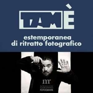 estemporanea di ritratto fotografico per il TAM Fest