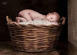 fotografia di ritratto newborn