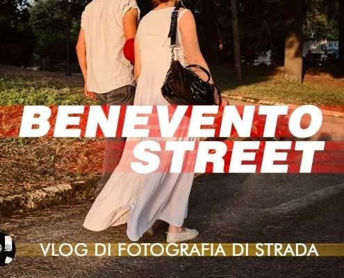 Streetphotography fotografia di strada a Benevento
